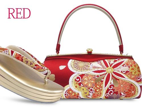 12b4042fb198a7 古典柄振袖おすすめ!最高級振袖草履バッグが安い!赤色:着物や帯をお得 ...
